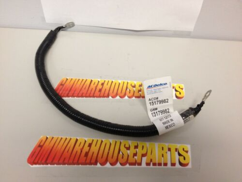 Genuine GM Ground Cable 15179982