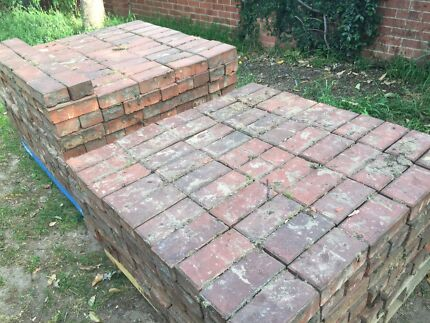 Red clay pavers Prospect Prospect Area Preview
