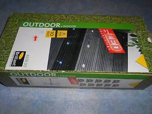 Brilliant 10 Pack Indoor Outdoor Led Deck Square White Lights New Eagleby Logan Area Preview