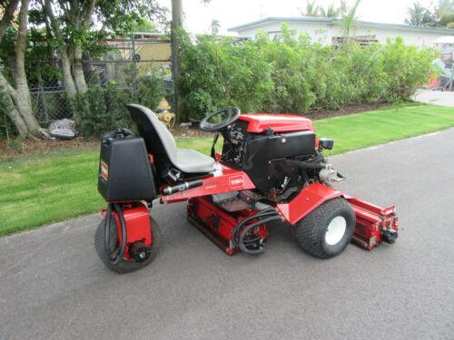 """Toro 2000D Reelmaster Reel Mower Diesel 72"""" cut  1157 Hrs # 03428"""