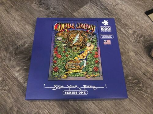 Grateful Dead and Company 2019 Wrigley Field Tour 1000 Piece Jigsaw Puzzle