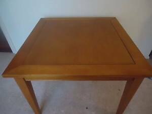 Unused 4 Seater Rosewood Dining Table Epping Ryde Area Preview