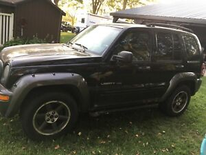 2005 jeep liberty for trade