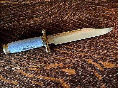Ruana Bowie Knife