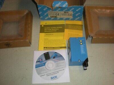 Sick Clv630-1831s01 Bar Code Scanner Reader - Software Version 5.40 - Nib - 1
