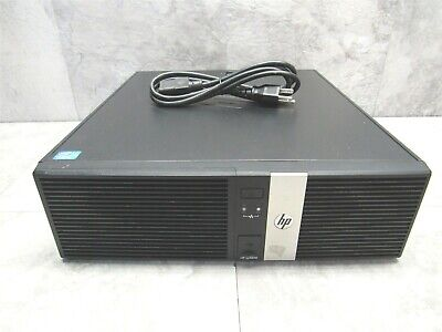 Hp Rp5800 Pos Retail System Sff - Intel Core I3-2120 3.30ghz 4gb Pc Computer