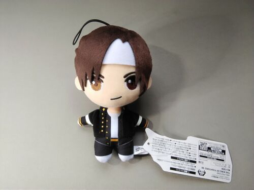 Official The King of Fighters 98 Plush toy Kyo Kusanagi