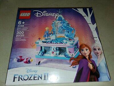 LEGO 41168 Disney Frozen II Elsa's Jewelry Box Creation [300 Pieces] NEW