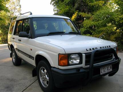 """""""SHE'S A GOER"""" -  Land Rover Discovery Td5"""