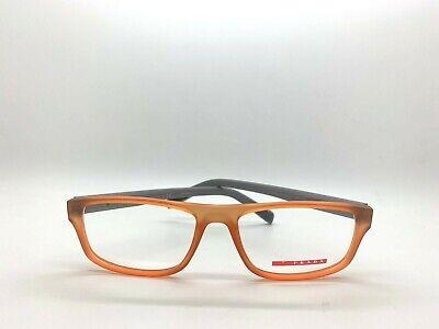 PRADA SPORT VPS 06G UFL-1O1 ORANGE Rx 54-17-145mm Men's Eyeglasses Frame (Sport Frames)