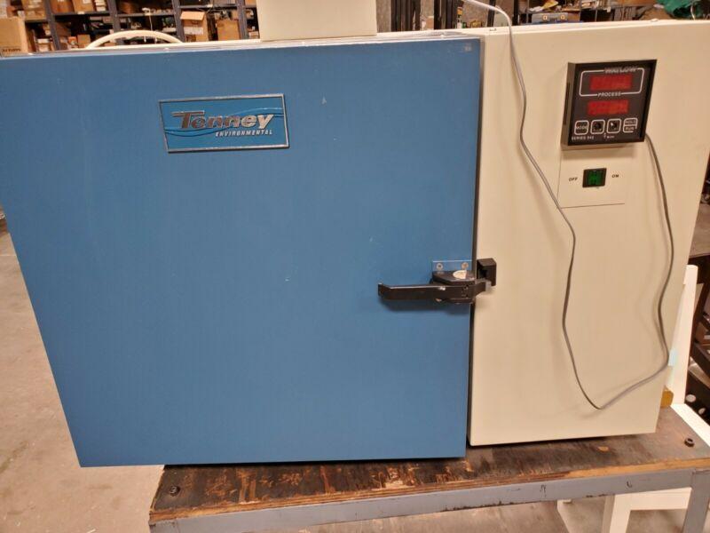 Tenney TJR Environmental Test Chamber Temperature Range: -70C to +170C
