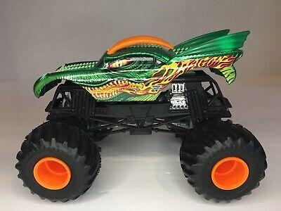 Hot Wheels Monster Jam Dragon 1:24 Scale Truck