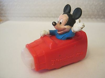 McDonald's Disneyland Space Mountain Mickey Mouse Picture Viewer (NO PIC(010-18)