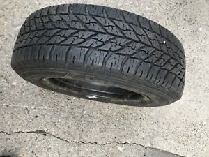 195/65R/15 Set of 4 Good year winter Tires