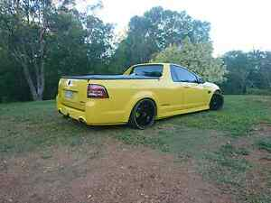 2011 Holden thunder ute sv6 Low K's Wamuran Caboolture Area Preview