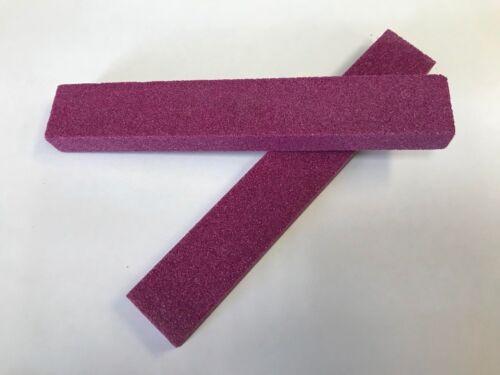 (2 Pack!) New Dressing Stick RUBY Aluminum Oxide Fine 6 x 1 x 1/2 In RU80-GVE