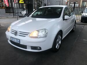 2009 VW Golf Pacific Edition 2.0 Litre Turbo Diesel Box Hill North Whitehorse Area Preview