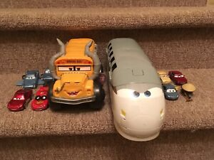 Lot de voitures Disney Cars