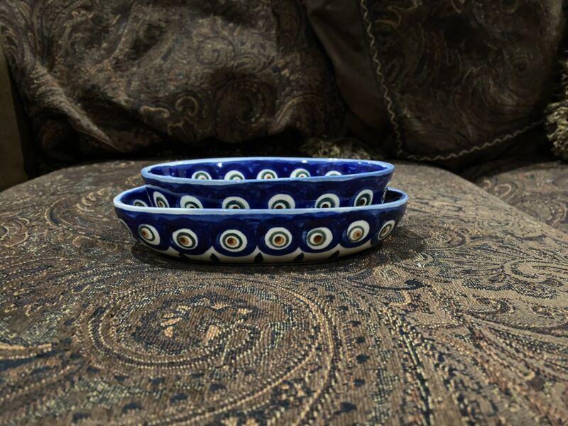 Boleslawiec Polish Pottery - Decorative Dishes