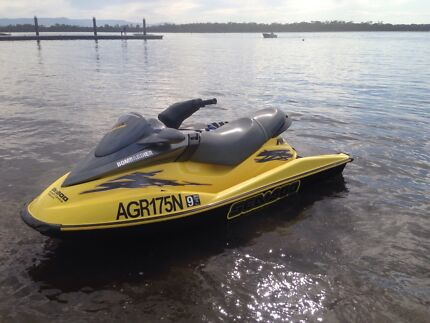 2002 Seadoo RX Jetski Nowra Nowra-Bomaderry Preview