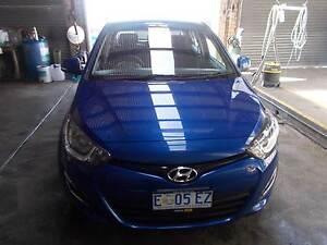 2015 Hyundai i20 Hatchback Burnie Burnie Area Preview