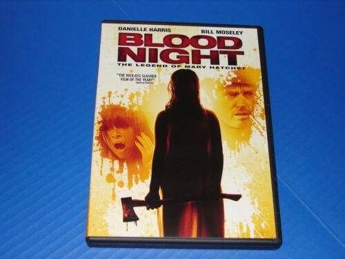 Blood Night: The Legend Of Mary Hatchet [dvd]  ***fantastic Shape***
