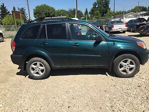2002 Toyota RAV4 lots of work done!!