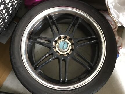 Mag Wheels VE Commodore Belmont Lake Macquarie Area Preview