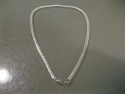 """5MM 925 Sterling Silver Necklace Chain 20"""" inch Fashion Men Women"""