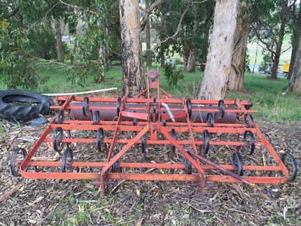 Spin Tiller - Kongskilde 8ft with land roller  Piccadilly Adelaide Hills Preview