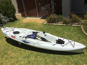 Hobie outback 12ft kayak Lathlain Victoria Park Area Preview