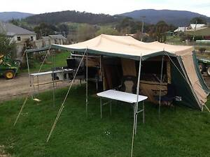 quality camper trailer off road Hobart CBD Hobart City Preview