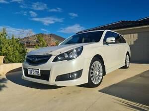 2009 Subaru Liberty 2.5i Sports Premium Continuous Variable 4d...