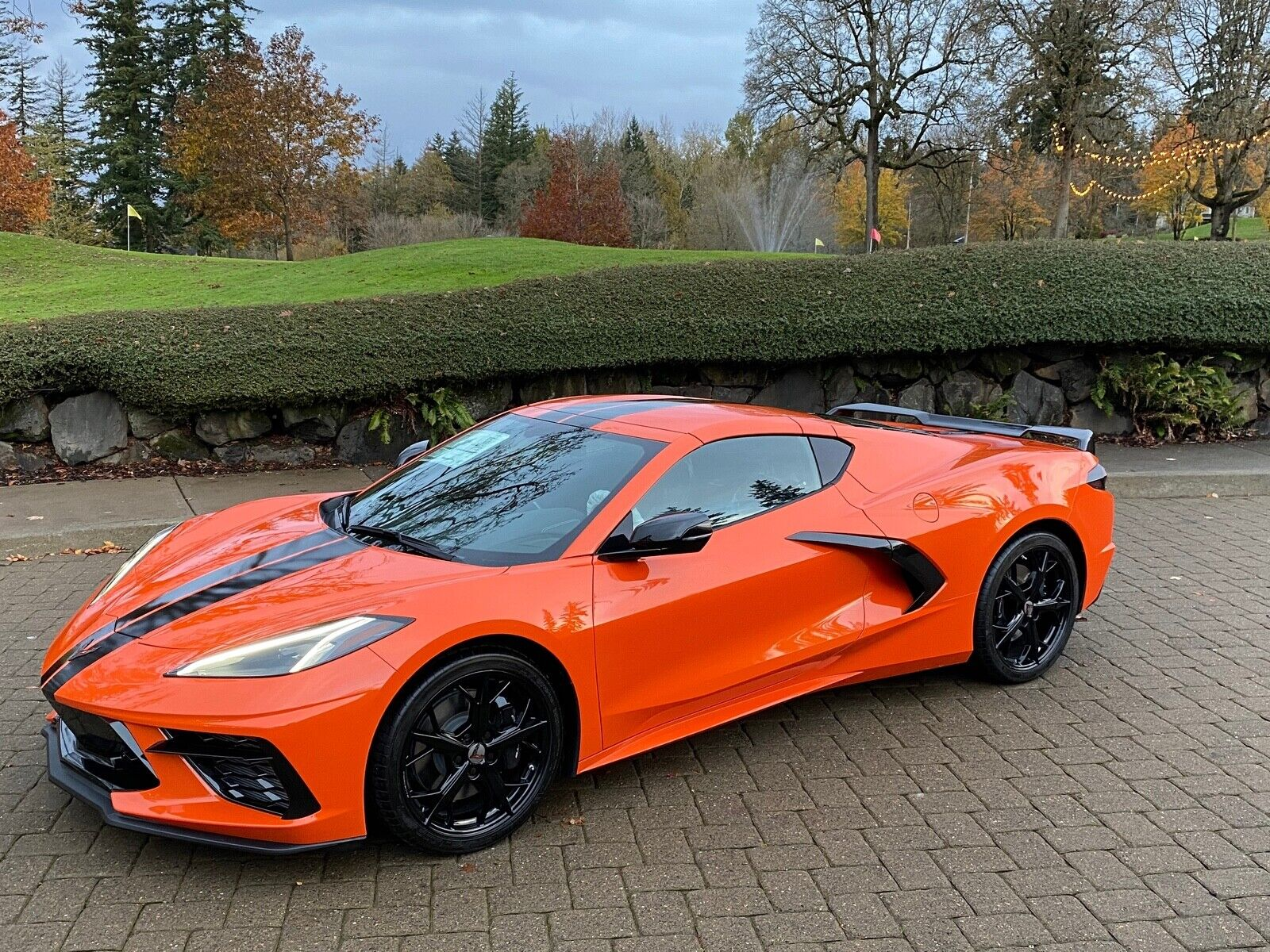 2020 Chevrolet Corvette Stingray Coupe 1LT With Only 10 Miles
