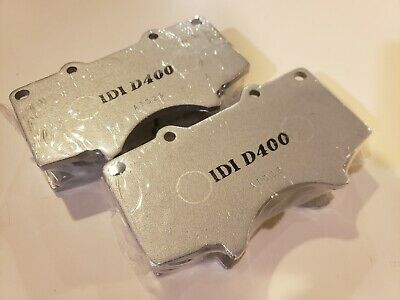IDI motorsports Brake pads D400 for 2005-2019 Toyota Tacoma Front(pair)