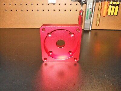 Nema 23 To Nema 34 Motor Mount Adapter 6061 34in Commercial Grade Adapter