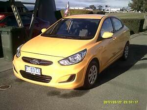 2014 Hyundai Accent Sedan Launceston Launceston Area Preview