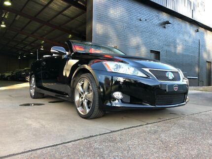 2010 Lexus IS250C SPORTS Automatic Convertible Mayfield West Newcastle Area Preview
