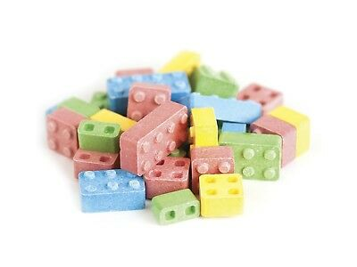 Concord 15 oz Candy Blox - Lego Shaped Blocks Kids Fun Treat