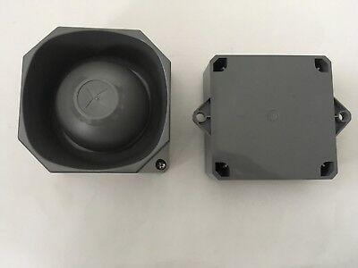 Nib New Wheelock Min-t Fire Alarm Signaling Sounder W Anti-tamper