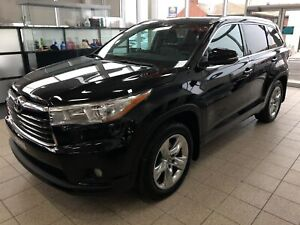 2016 Toyota Highlander Limited AWD *GPS, BLUETOOTH, TOIT OUVRANT