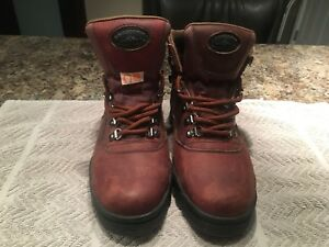 Ladies safety boots