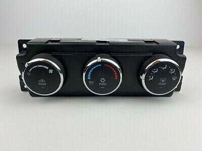 2011-2012  Dodge Ram 1500 AC Heater Climate Control Unit 55111290AD