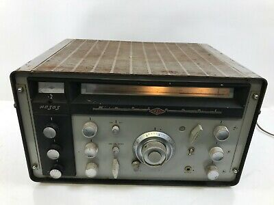 National Nc303 Ham Radio Receiver
