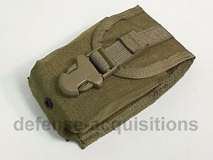 NEW Allied Industries DMR M14 7.62 Mag Pouch SR25 - Khaki SEAL SFLCS MLCS MOLLE