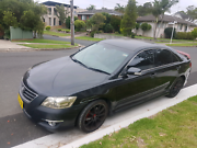 2008 Toyota aurion sportivo 1YEAR REGO Chester Hill Bankstown Area Preview