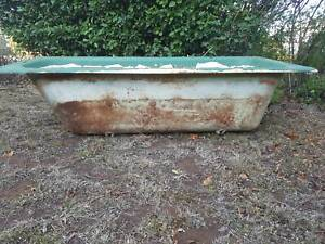 Cast Iron Bath Tub Toowoomba Toowoomba City Preview
