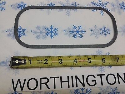 High Pressure Compressor Worthington Rounded Rectangle 9.25 X 3.5 Gasket