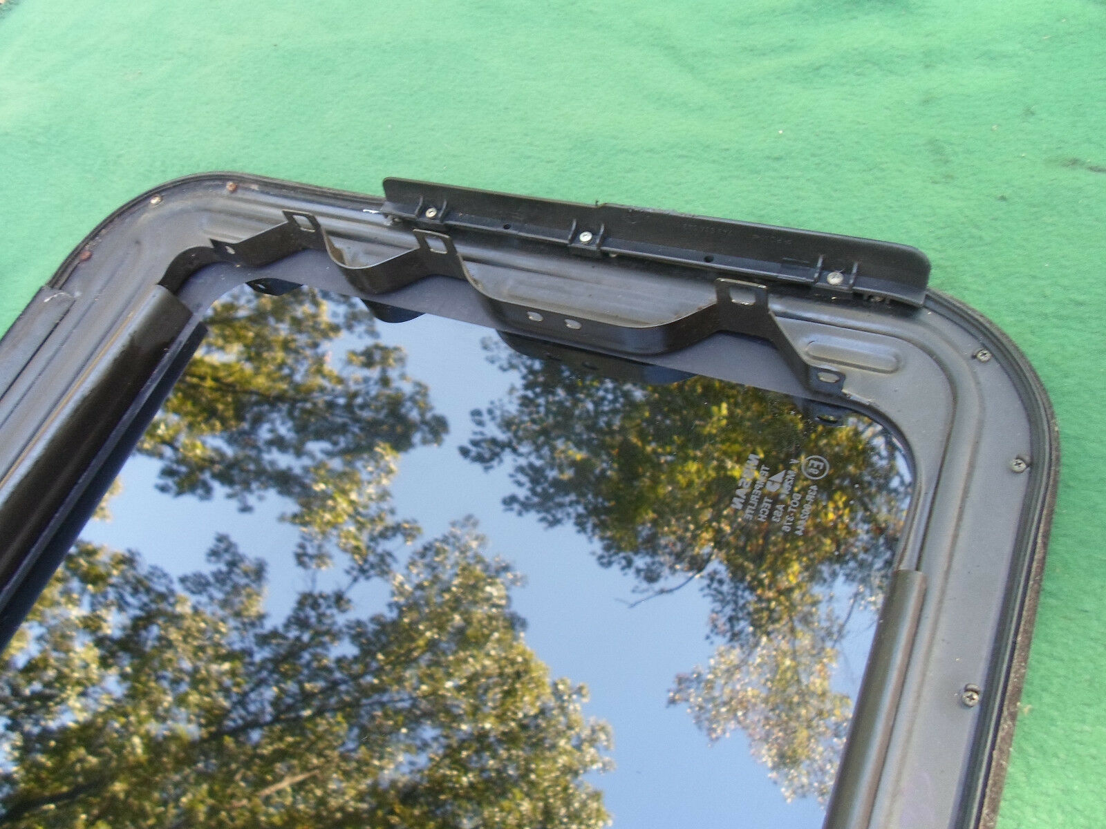 Used nissan sunroof convertible hardtop for sale 1997 nissan 200sx oem factory sunroof glass no accident free shipping vanachro Images