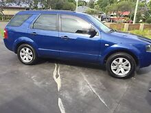 2008 Ford territory 7 seater SRZ low kms $10900 Blacktown Blacktown Area Preview